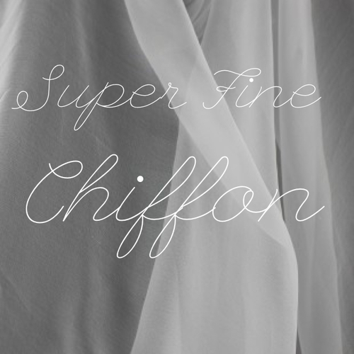 How to sew Chiffon!