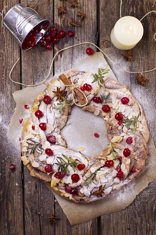 Thursday's Recipes   Cinnamon Cherry Bread