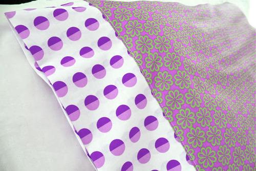 Sew Easy – Multi Fabric Pillowcase!