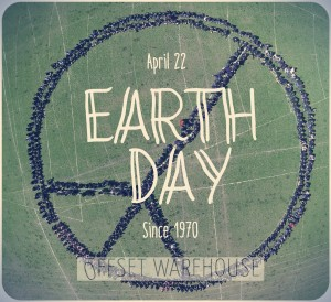 Earth Day vintage