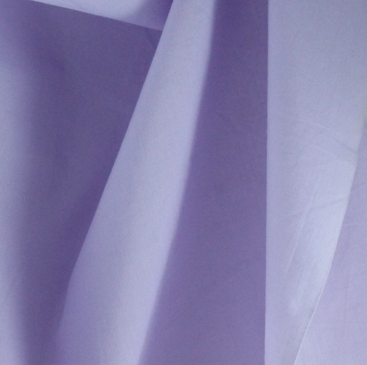 Lilac Organic Cotton
