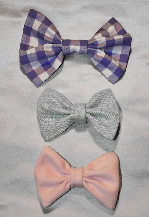 Franki's Zero Waste Fabric pattern ideas | Bow & Collar