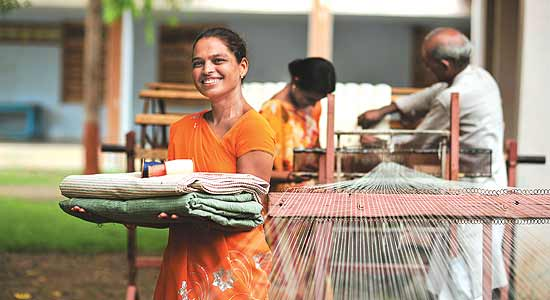 Fairtrade Fabric Manufacturing