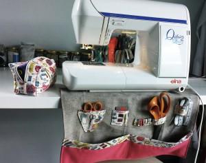 Sally's sewing machine