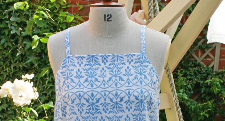 Kate's Simple Summer Dress