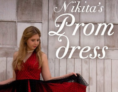 Happiness Happens for Janene and Nikita's Prom Dress
