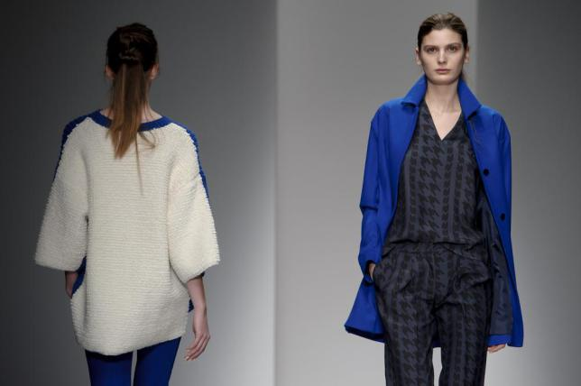 Blue Trend AW 2014