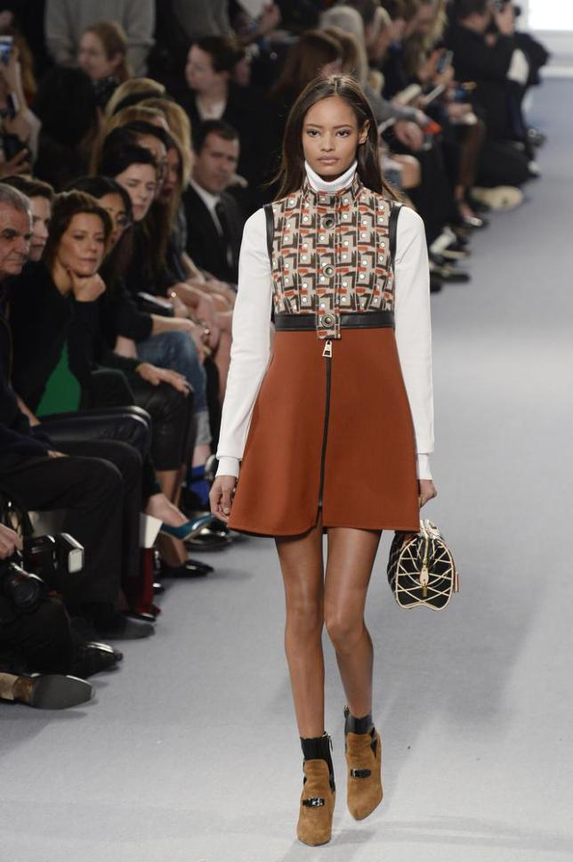 Louis Vuitton Mod Look