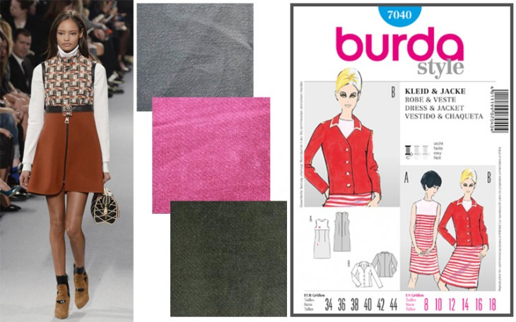 What To Sew On The First Day Of Autumn: Fashion Trends 2014