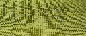 Basting Loop Stitch