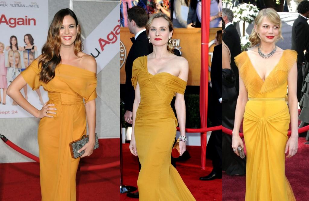 Mustard Yellow Silk Taffeta