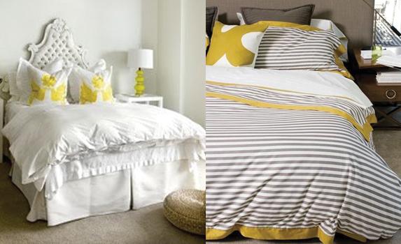 Mustard-Yellow-bed