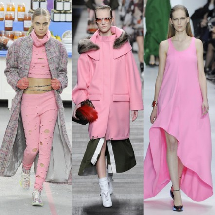 Pale Pink Trends