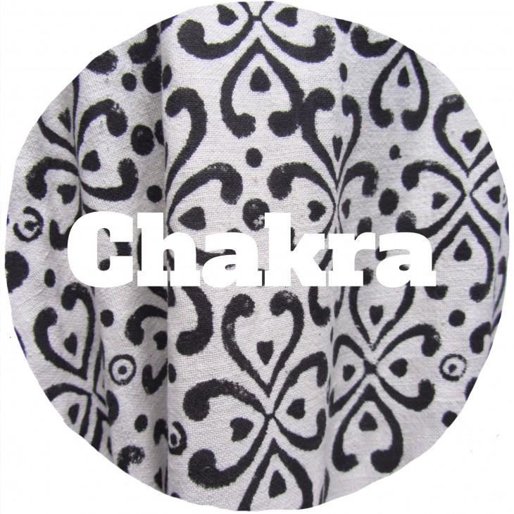 Chakra Hand Block Canvas | #FabricOfTheWeek