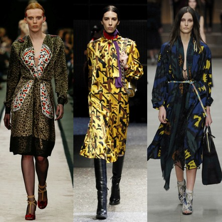 Patterned Dresses Trend