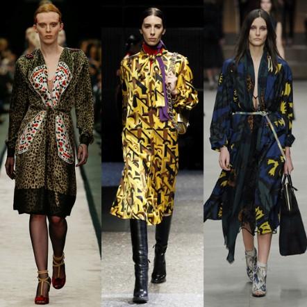 Patterned Dresses Trend