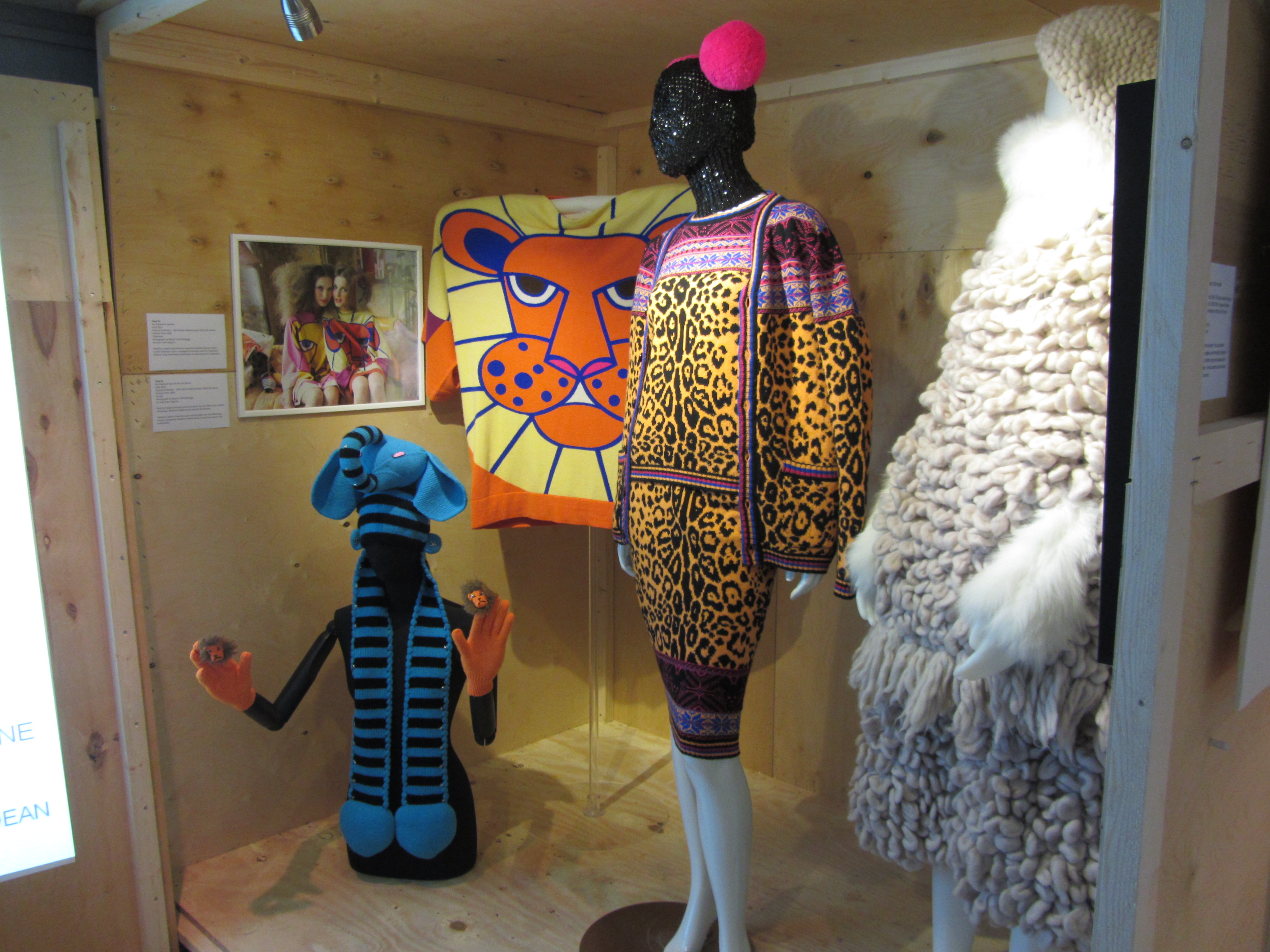 Fashion & Textiles Museum Knitwear