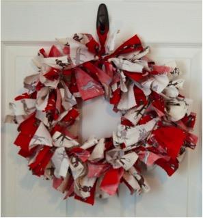 FabricWreath