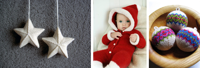 Free Christmas Knitting Patterns