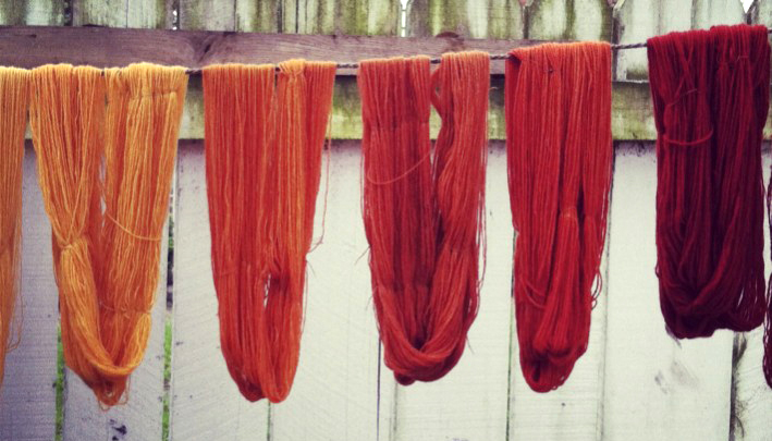 Natural Dyeing: Are Metal or Non-Metal Mordants Better?
