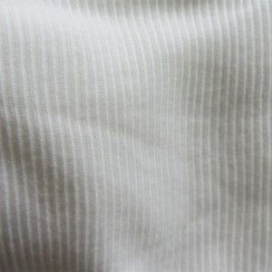 Ribbed Jersey