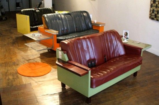 Free upcycling ideas for the home for Sofa upcycling