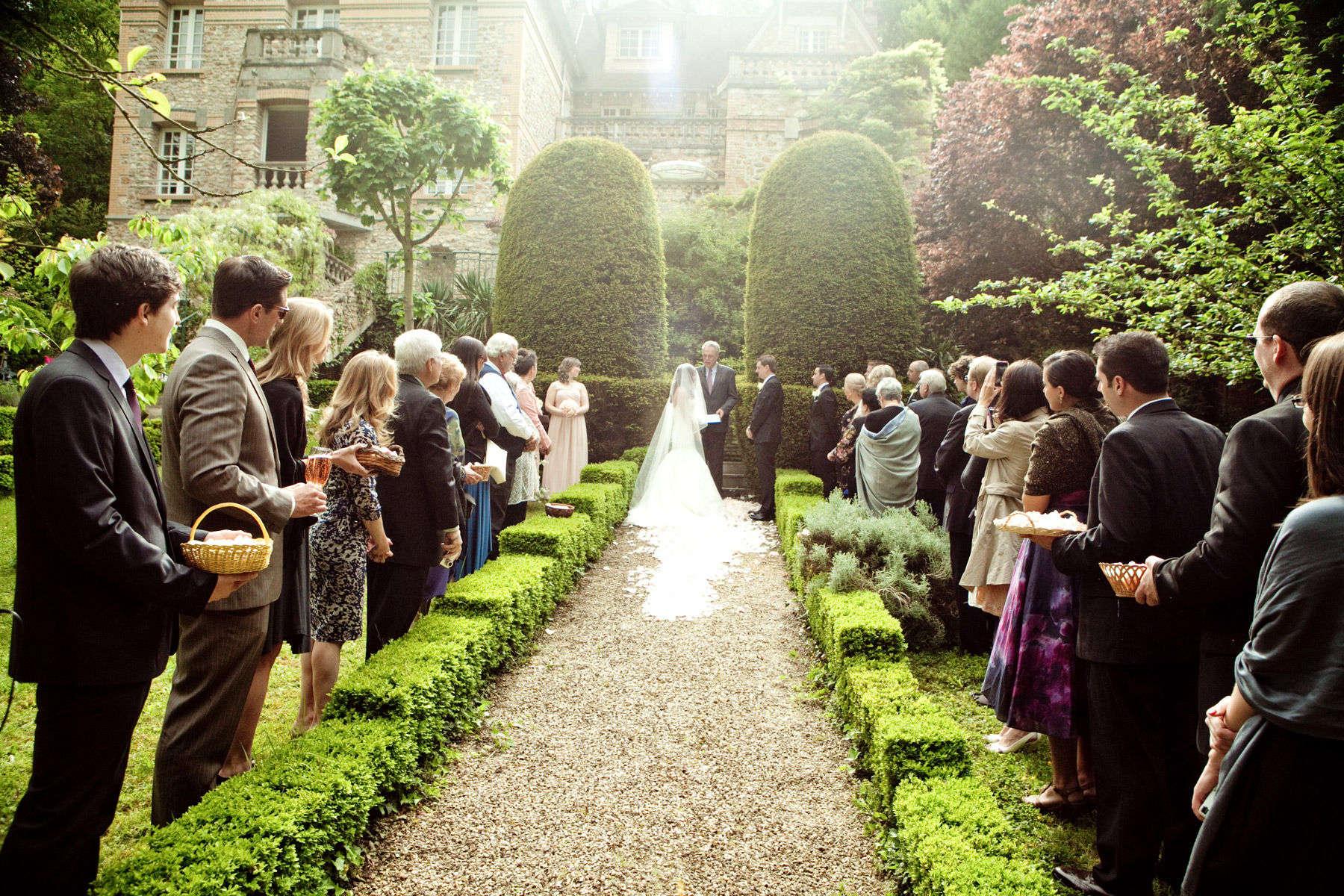 Incredible eco friendly wedding ideas