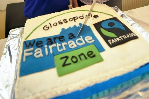 fairtrade cake