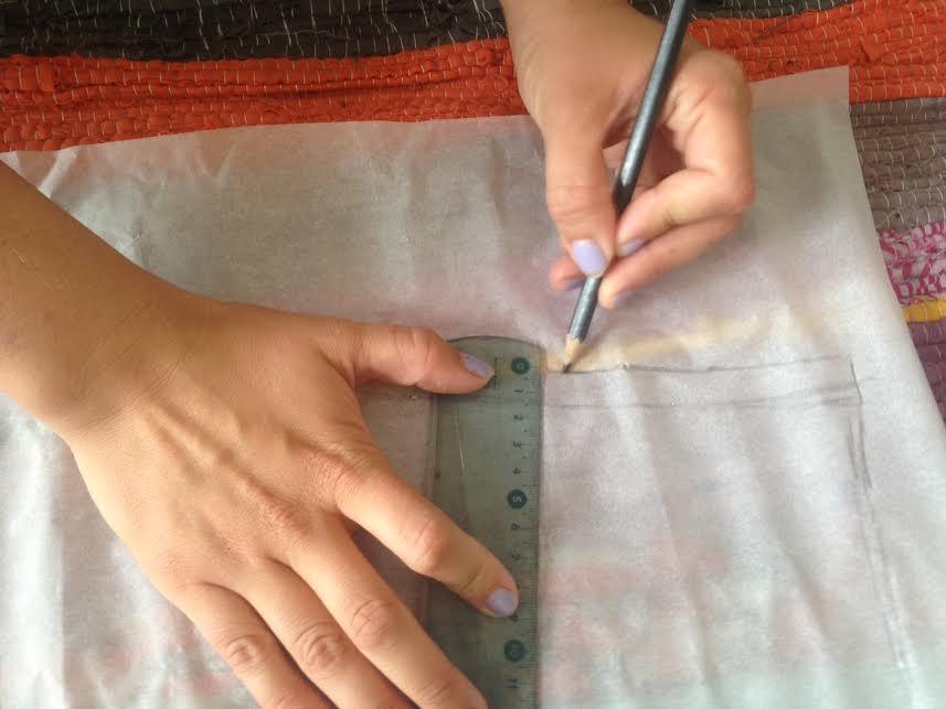 copying a pattern 4