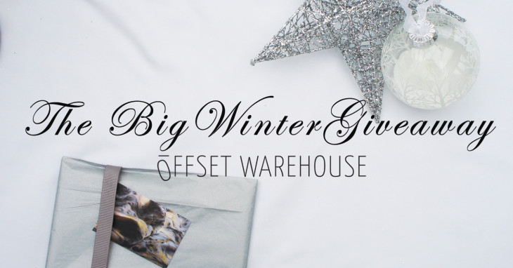 Day Eight of The Big 12-Day Winter Giveaway