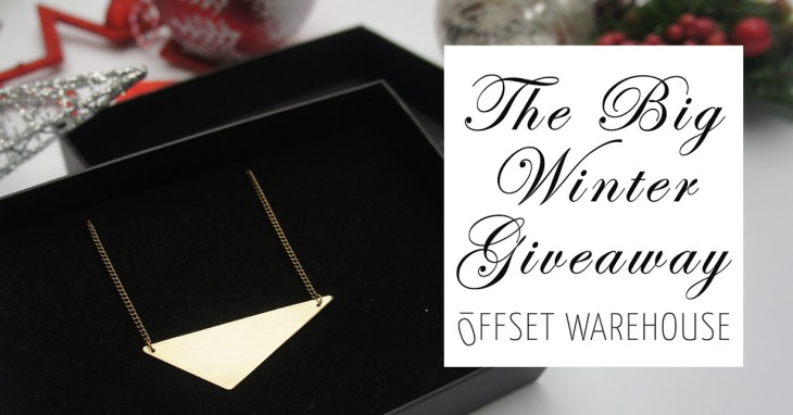 Day Seven of The Big 12-Day Winter Giveaway