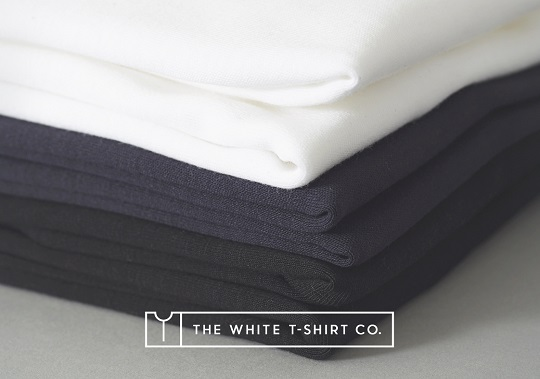 White T-Shirt Co T-Shirt classic wardrobe staples