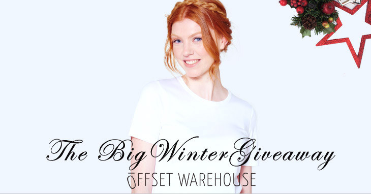 Day Four of The Big 12-Day Winter Giveaway