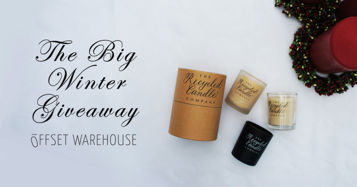 Day Five of The Big 12-Day Winter Giveaway