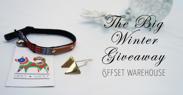 Day Nine Of The Big 12-Day Winter Giveaway