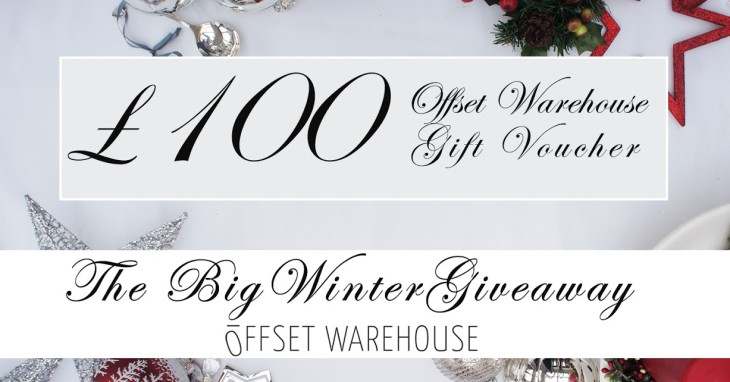 Day Twelve of The Big 12-Day Winter Giveaway