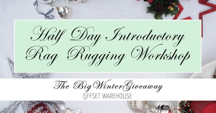 Day Eleven Of the Big 12-Day Winter Giveaway!