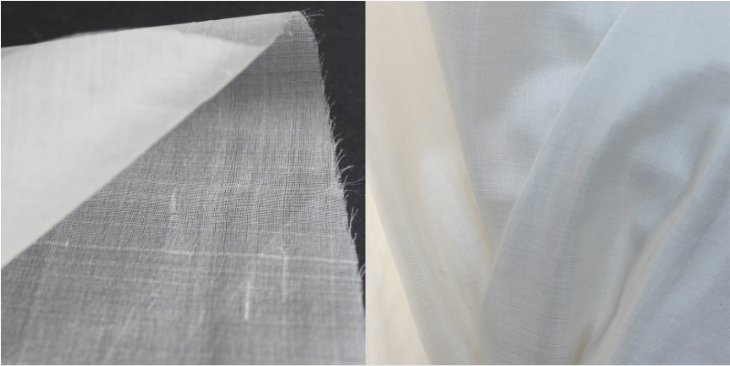 Offset Warehouse Eco Fabric Update: White Fair Trade Silks Back In Stock