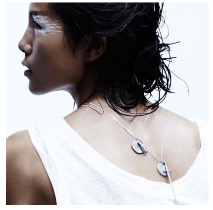 Article 22 Peace is the Bomb Necklace