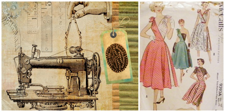 Where To Buy Vintage Patterns And How To Sew Them