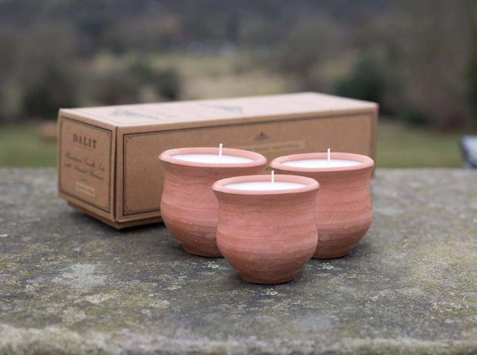 dalit candle set