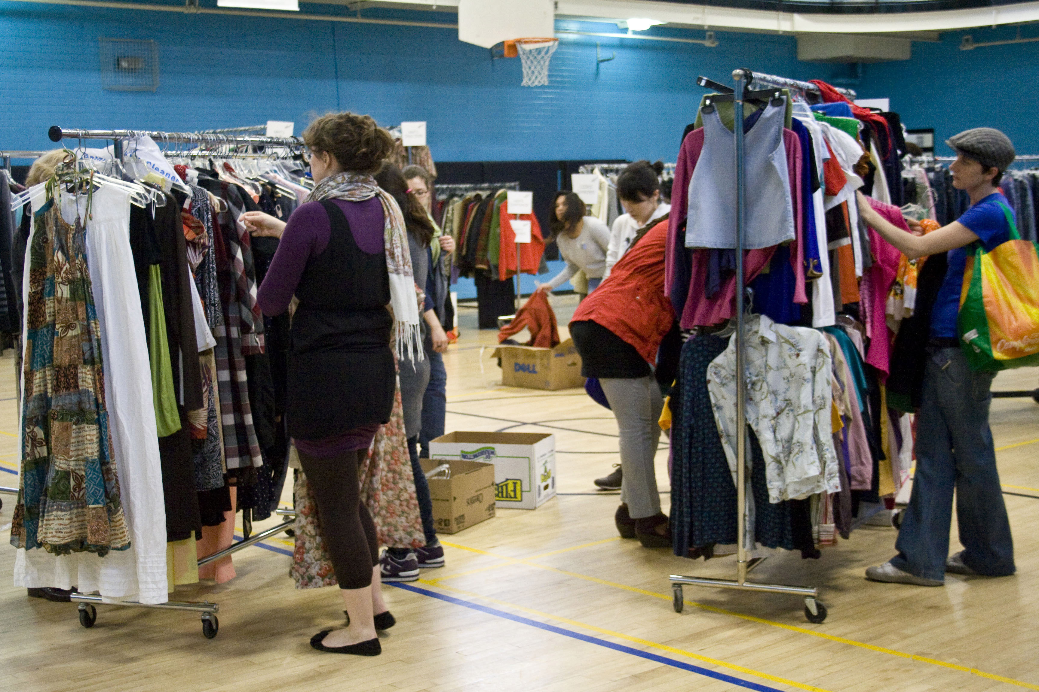 Guide To Second Hand Shopping And Hidden Gems