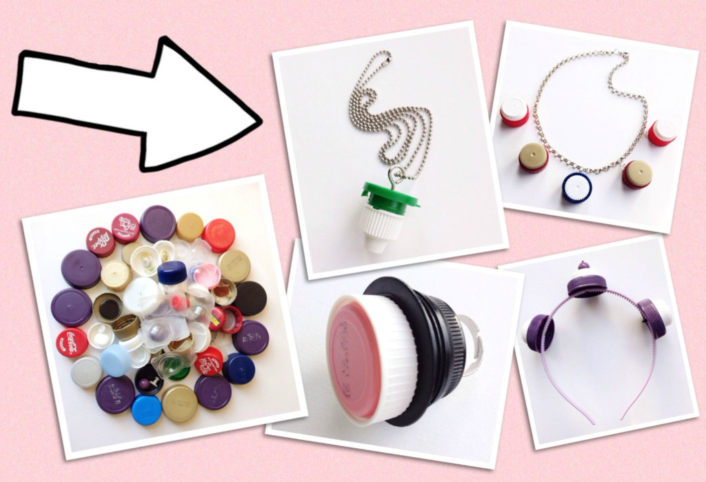 Plastic Seconds Upcycled Jewellery Cocreations Service Bespoke Designs