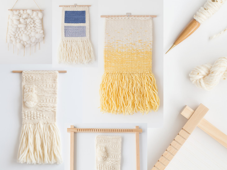 Get Hooked on Frame Loom Weaving! + WIN