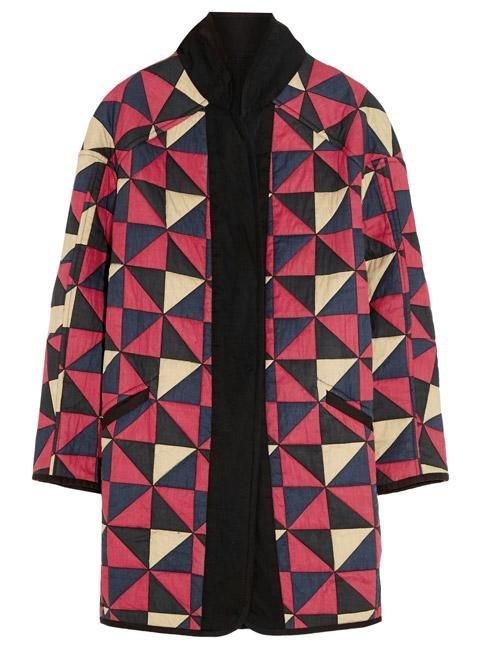 Etoile Isabel Marant coat, $665; netaporter.com