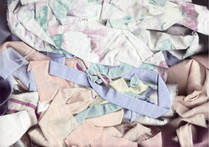 How Scrap Fabric Can Be Inspirational + A Challenge For You!