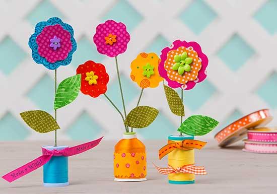 spool-flower-holders