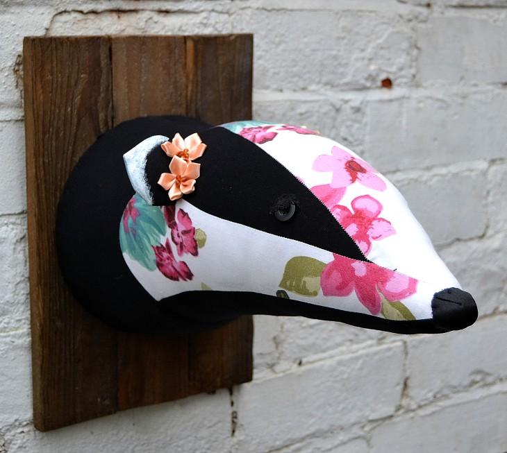 Crafty Creatures! Inspiring Scrap Fabric Project