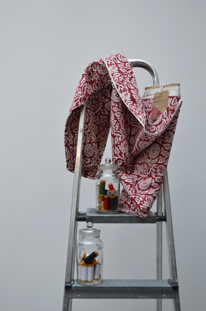 New Stock At Fabrications - Including Organic & Handwoven Fabric!