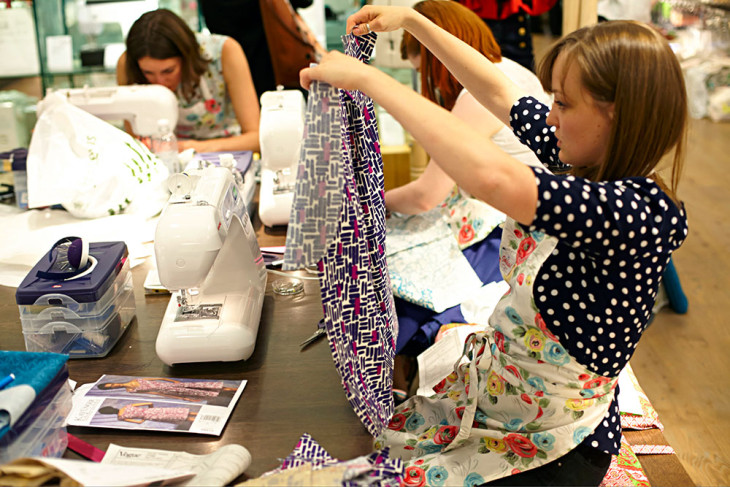 Are You Coming To Our Eco Sewing Party To Learn How To Sew With Sewn Sustainably & Diary of A Chainstitcher!?